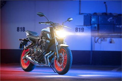 2019 Yamaha MT-07 in Sumter, South Carolina