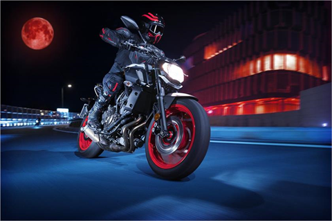 2019 Yamaha MT-07 in Carroll, Ohio