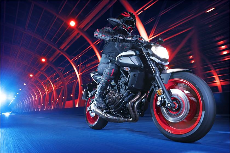 2019 Yamaha MT-07 in Concord, New Hampshire