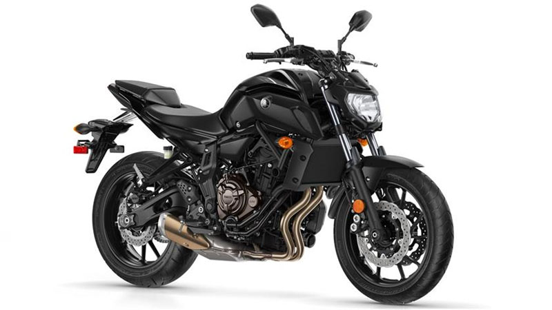 2019 Yamaha MT-07 in Berkeley, California - Photo 2