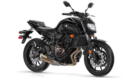 2019 Yamaha MT-07 in Billings, Montana - Photo 2