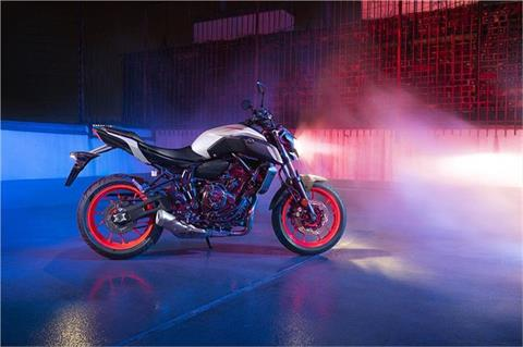 2019 Yamaha MT-07 in Santa Clara, California - Photo 4