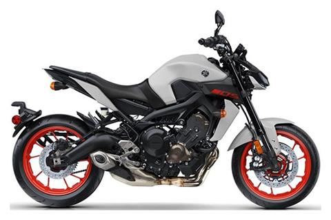 2019 Yamaha MT-09 in Derry, New Hampshire