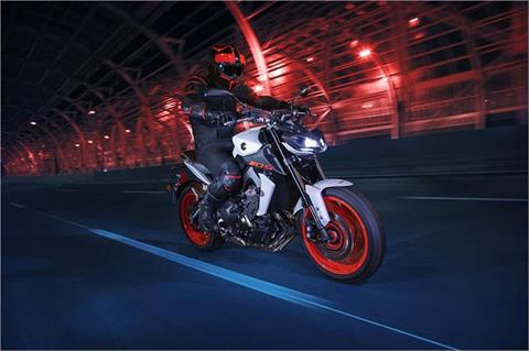 2019 Yamaha MT-09 in Lewiston, Maine - Photo 8