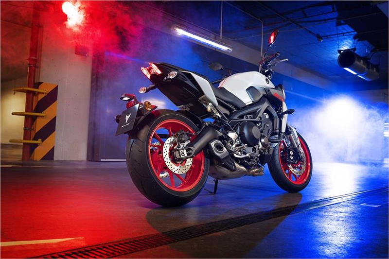 2019 Yamaha MT-09 in Berkeley, California
