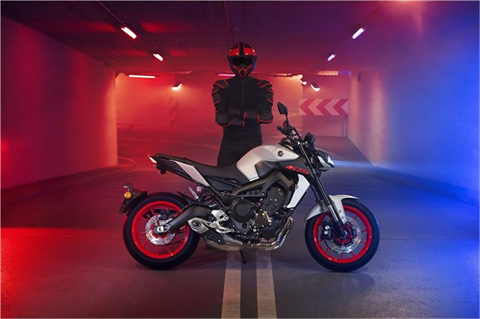 2019 Yamaha MT-09 in Stillwater, Oklahoma