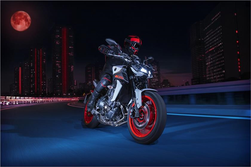 2019 Yamaha MT-09 in Irvine, California