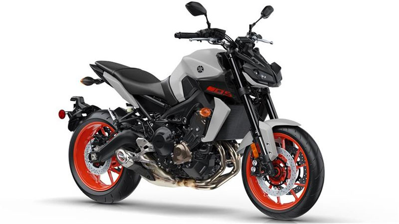 2019 Yamaha MT-09 in Panama City, Florida - Photo 2