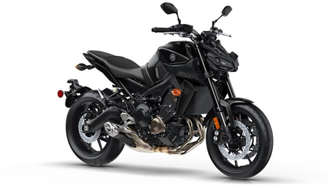 2019 Yamaha MT-09 in Moline, Illinois