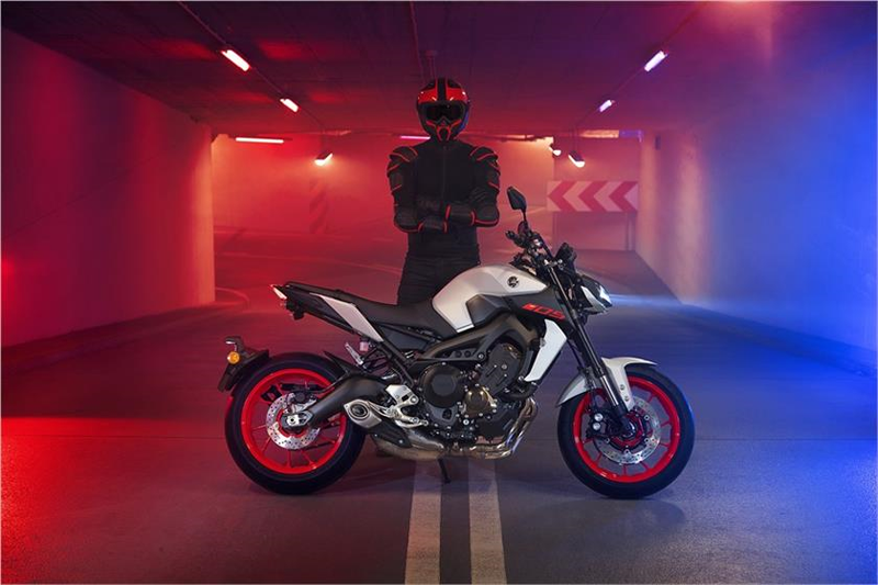 2019 Yamaha MT-09 in Northampton, Massachusetts