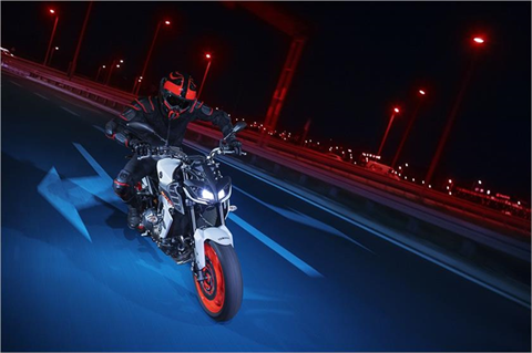 2019 Yamaha MT-09 in Merced, California