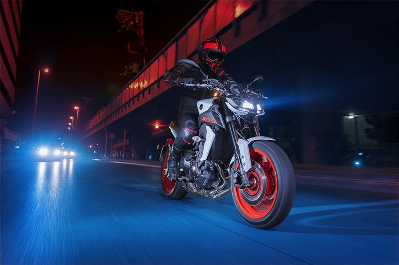 2019 Yamaha MT-09 in Rock Falls, Illinois