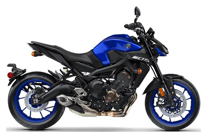 2019 Yamaha MT-09 in Sacramento, California - Photo 3