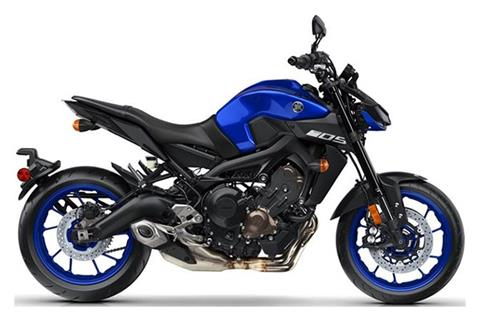 2019 Yamaha MT-09 in Hailey, Idaho