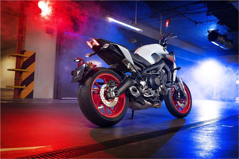2019 Yamaha MT-09 in Utica, New York - Photo 4