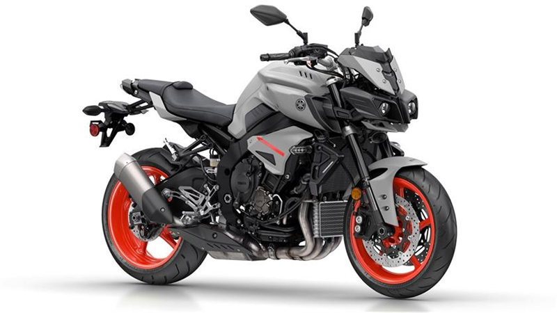2019 Yamaha MT-10 in Berkeley, California