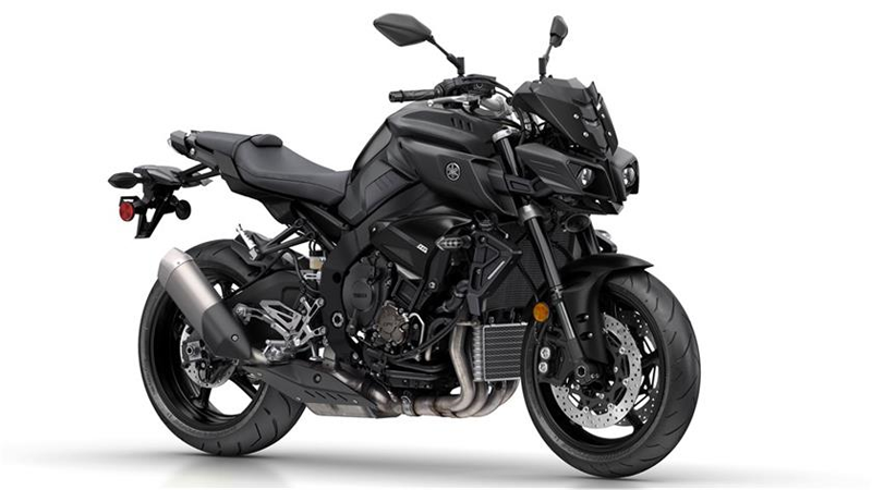 2019 Yamaha MT-10 in Northampton, Massachusetts