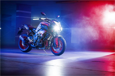 2019 Yamaha MT-10 in Tamworth, New Hampshire