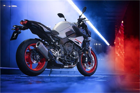 2019 Yamaha MT-10 in Janesville, Wisconsin