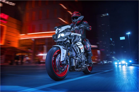 2019 Yamaha MT-10 in Manheim, Pennsylvania