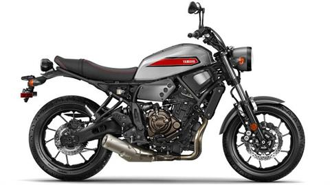 2019 Yamaha XSR700 in Utica, New York