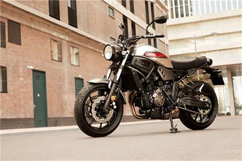 2019 Yamaha XSR700 in Long Island City, New York