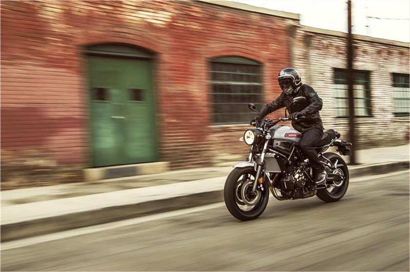2019 Yamaha XSR700 in San Marcos, California - Photo 6