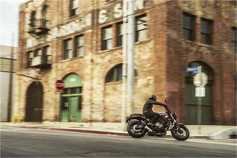 2019 Yamaha XSR700 in Goleta, California