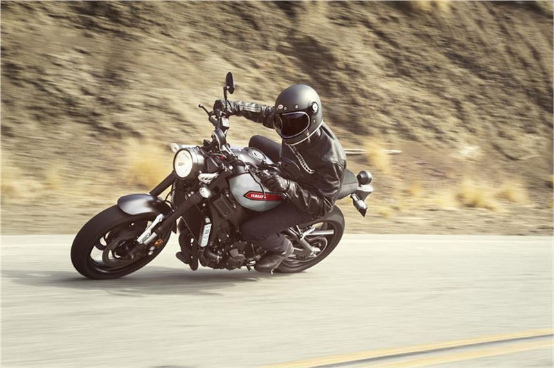 2019 Yamaha XSR900 in Sacramento, California - Photo 5
