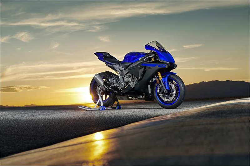 2019 Yamaha YZF-R1 in San Jose, California - Photo 4