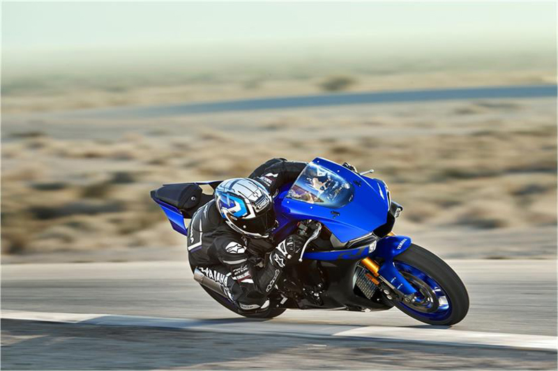 2019 Yamaha YZF-R1 in Derry, New Hampshire