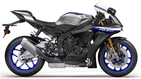 2019 Yamaha YZF-R1M in Athens, Ohio
