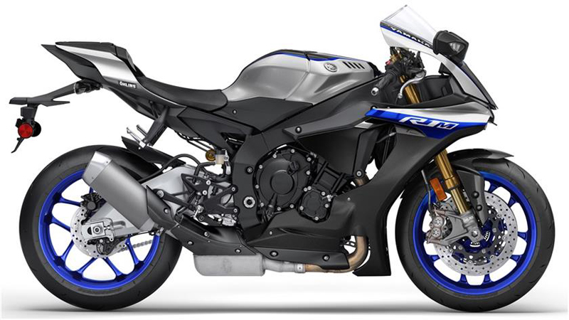 2019 Yamaha YZF-R1M in Mineola, New York - Photo 1
