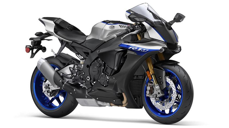 2019 Yamaha YZF-R1M in Santa Clara, California - Photo 2