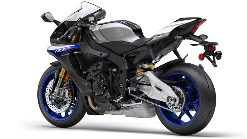 2019 Yamaha YZF-R1M in Berkeley, California
