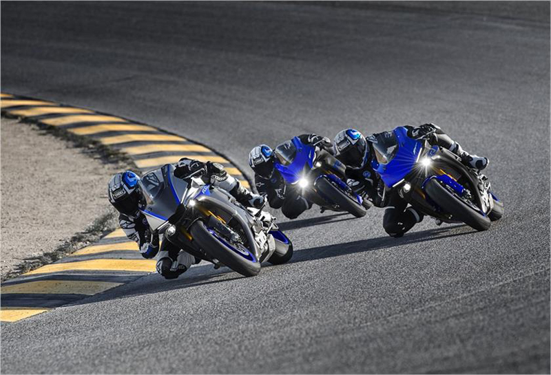 2019 Yamaha YZF-R1M in Santa Clara, California - Photo 7