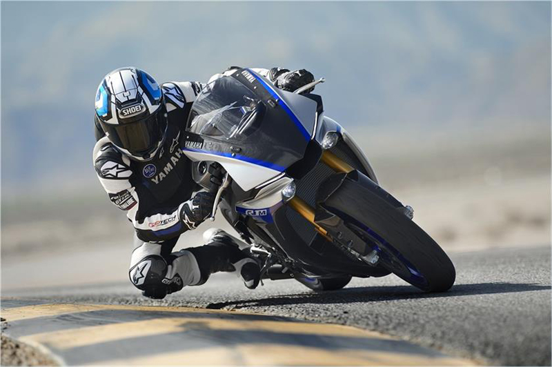2019 Yamaha YZF-R1M in Carroll, Ohio - Photo 8