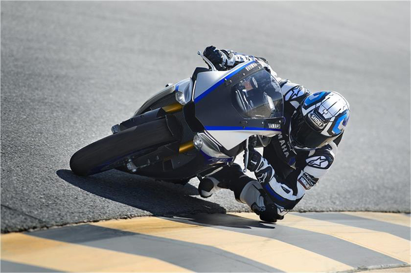 2019 Yamaha YZF-R1M in Santa Clara, California - Photo 9