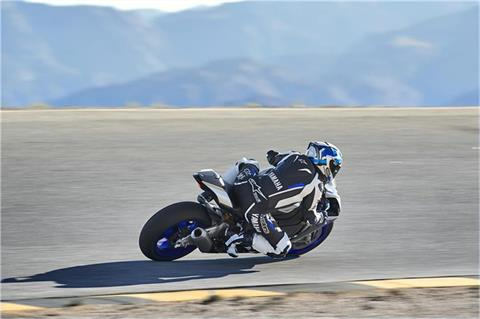2019 Yamaha YZF-R1M in Moline, Illinois