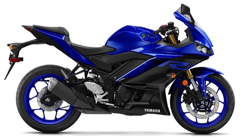 2019 Yamaha YZF-R3 in Carroll, Ohio - Photo 1