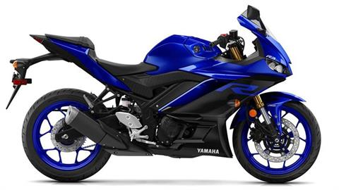 2019 Yamaha YZF-R3 in Lakeport, California