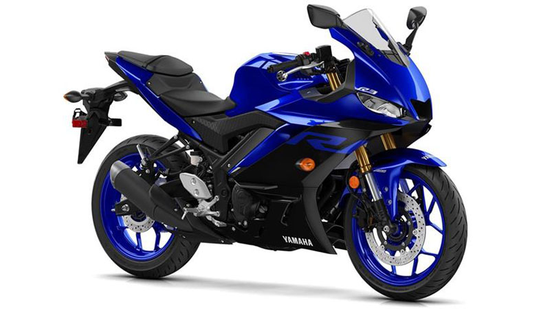 2019 Yamaha YZF-R3 in Santa Clara, California - Photo 2
