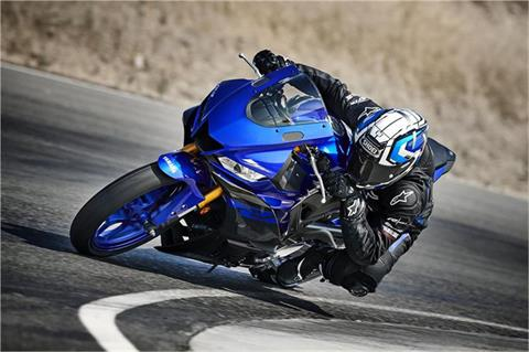 2019 Yamaha YZF-R3 in Rock Falls, Illinois