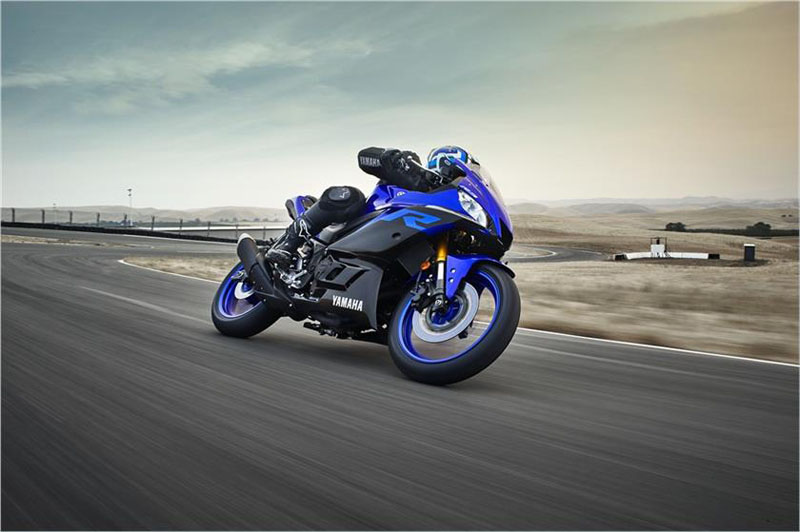 2019 Yamaha YZF-R3 in Northampton, Massachusetts