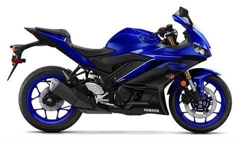2019 Yamaha YZF-R3 in Danbury, Connecticut