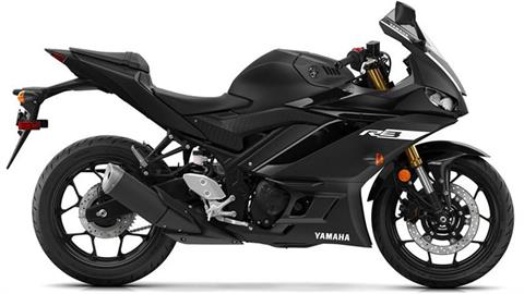2019 Yamaha YZF-R3 ABS in Athens, Ohio