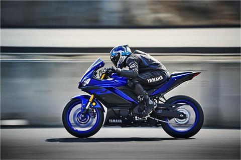 2019 Yamaha YZF-R3 ABS in San Marcos, California - Photo 10