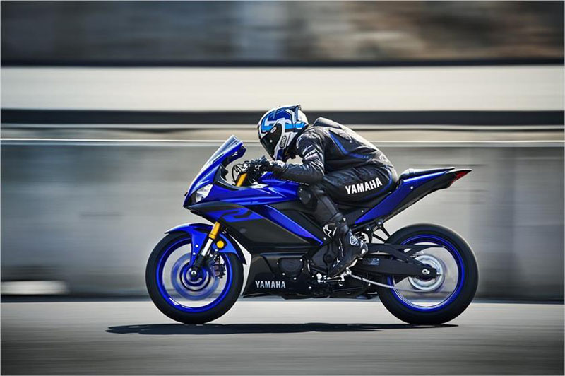 2019 Yamaha YZF-R3 ABS in Santa Clara, California - Photo 10