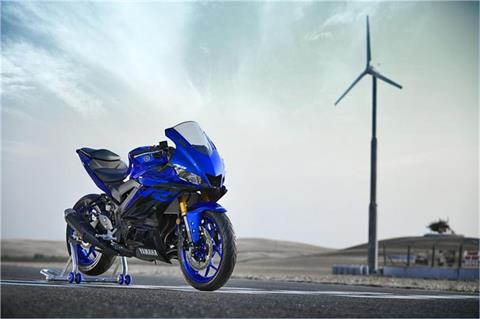 2019 Yamaha YZF-R3 ABS in Sacramento, California - Photo 4