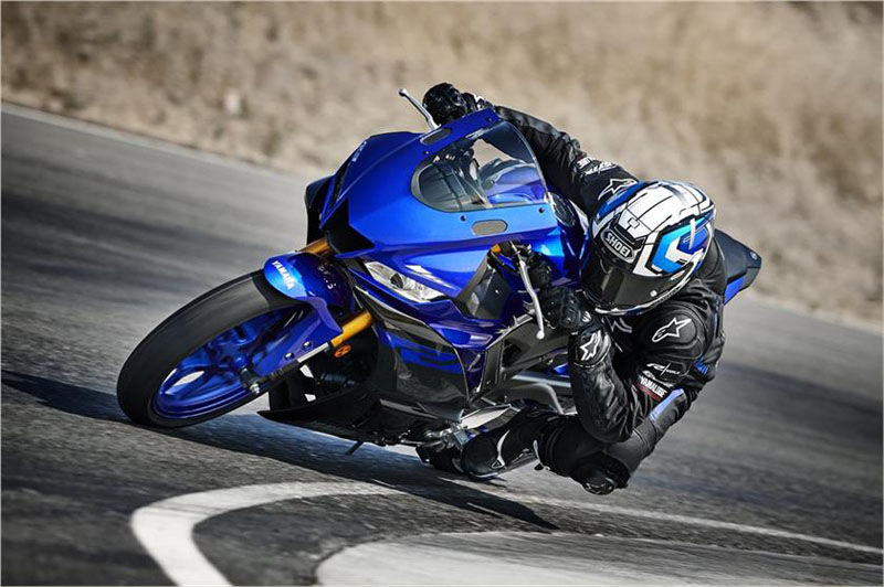 2019 Yamaha YZF-R3 ABS in Santa Clara, California